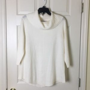 Sag Harbor tunic sweater